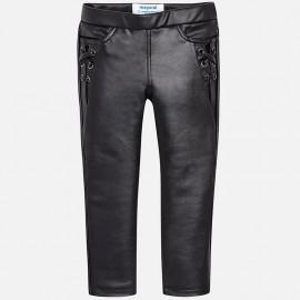Mayoral 4544-21 Dívčí kalhoty černé