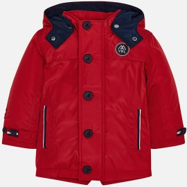 Mayoral 4402-69 Chlapecká bunda barva červená