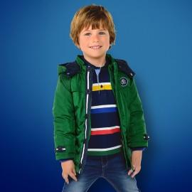 MayoraMayoral 4402-68 Chlapecká bunda barva zelená