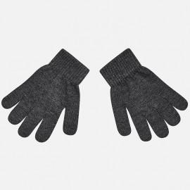 Mayoral 10476-51 dětské rukavice barva šedá