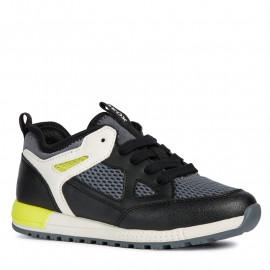 Geox chlapčenské tenisky černá barva J929ED-014BU-C0802-L