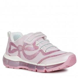 Geox dívčí tenisky růžová barva J9245C-0ASAJ-C8208
