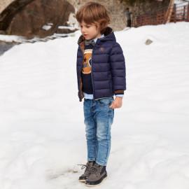 Mayoral 4506-20 Chlapčenské kalhoty džíny barva modrý