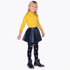Mayoral 4922-53 Dívčí sukně barva granat