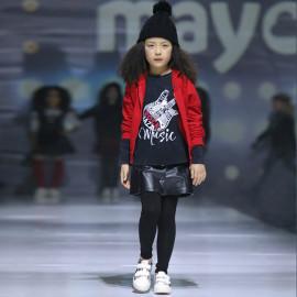 Mayoral 7910-37 Dívčí sukně barva černá