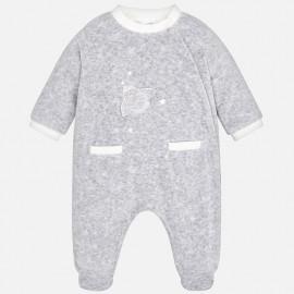Mayoral 2726-83 chlapecká pyžama barva šedá