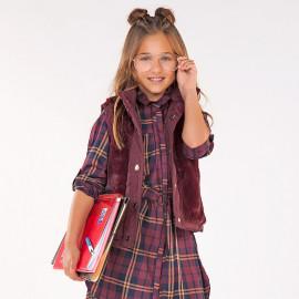 Mayoral 7328-28 Dívčí granátový svetr
