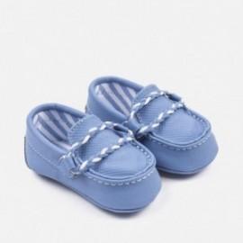 Mayoral 9037-17 Mokasíny chlapci barva modře