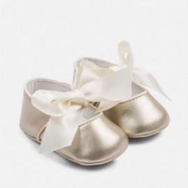 Mayoral 9091-32 boty dívčí zlatá barva