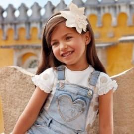 Mayoral 3012-70 tričko holčičí zlatá barva