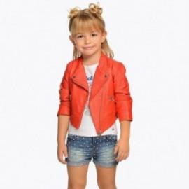 Mayoral 3204-5 Jeans šortky dívčí barva námořnictva