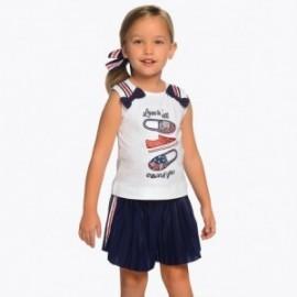 Mayoral 3215-89 Dívčí set barva námořnictva
