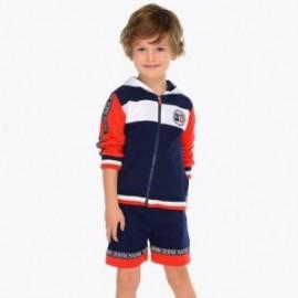 Mayoral 3810-84 track-suit chlapecký barva granát