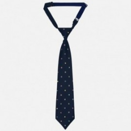 Mayoral 10608-64 kravata chlapecký barva granát