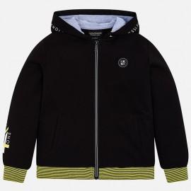 Mayoral 6425-36 Bluza z nadrukiem kolor Czarny