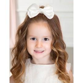 Abel & Lula 5413-78 sponka pro vlasy dívčí krémová barva