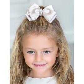 Abel & Lula 5413-83 sponka pro vlasy holčičí zlatá barva