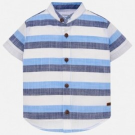 Mayoral 1129-31 košile chlapci barva modrý