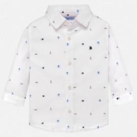 Mayoral 1131-90 košile chlapci barva bílá