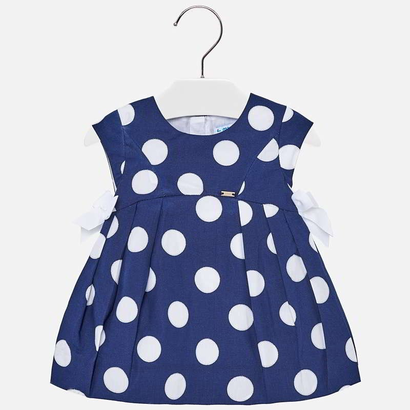Mayoral 1930-59 šaty holčičí barva granát