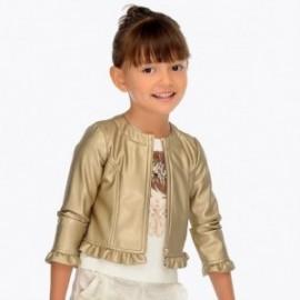 Mayoral 3404-51 Bunda holčičí barva zlato