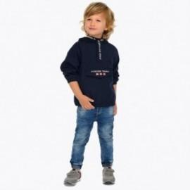 Mayoral 3525-5 Kalhoty chlapci barva džíny