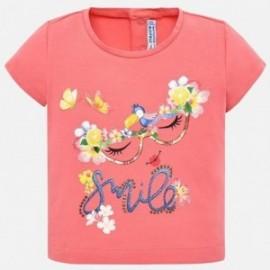 Mayoral 1014-12 Dívčí košilová barva růží