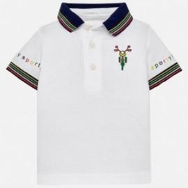 Mayoral 1123-93 Chlapec košile bílé barvy
