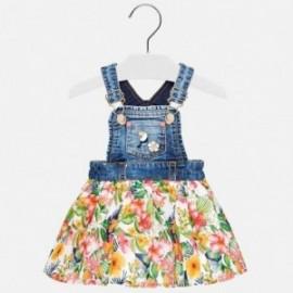 Mayoral 1903-5 Zahradní sukně holčičí barva džíny