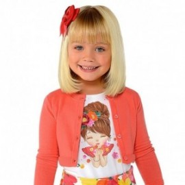 Mayoral 3008-90 Dívčí košile barva bílá
