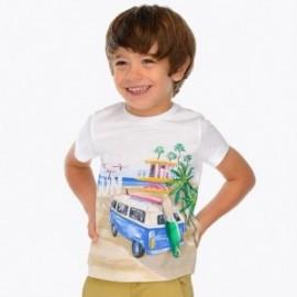 Mayoral 3035-71 Chlapec košile barva bílá