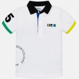 Mayoral 3111-11 Chlapecká košile barva bílá