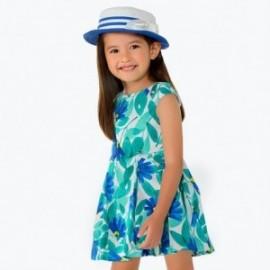 Mayoral 3920-33 Dívčí šaty barva modrý