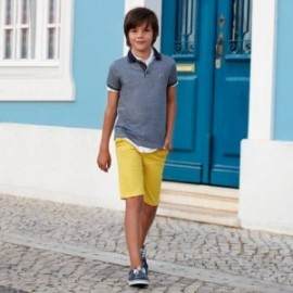 Mayoral 6124-14 košile chlapci barva bílá