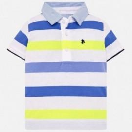 Mayoral 1115-68 Chlapec košile barva levandule