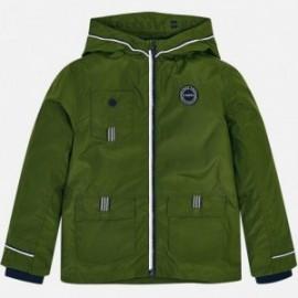 Mayoral 6429-76 Windbreaker chlapecké zelené barvy