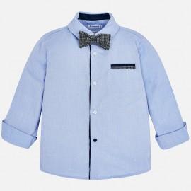 Mayoral 4138-93 Chlapčenská košile barva modrý