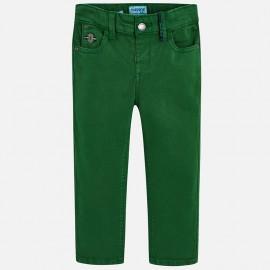 Mayoral 4514-15 kalhoty chlapci zelené barvyarva