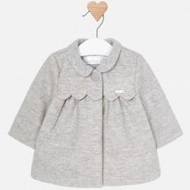 Mayoral 2440-71 Bundy kabát dívčí barva šedá