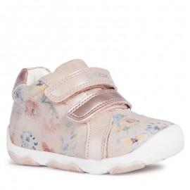 Geox dívčí boty barva růží B840LA-0MAAS-C7018