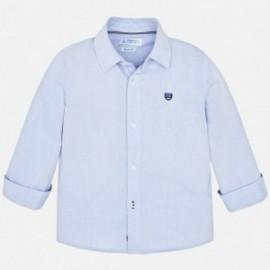 Mayoral 146-50 chlapecká košile modrý