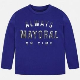 Mayoral 173-48 chlapecká halenka modrá