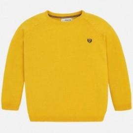 Mayoral 323-87 Chlapec žlutý svetr
