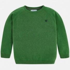 Mayoral 323-84 Chlapec je zelený svetr