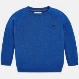 Mayoral 323-86 Modrý chlapecký svetr