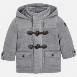 Mayoral 2484-86 kabát chlapecký barva šedá