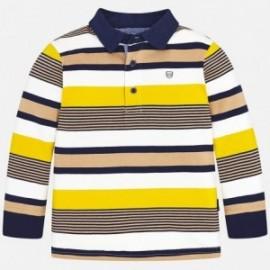 Mayoral 4100-61 tričko chlapci barva zlato