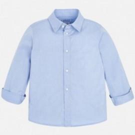 Mayoral 4142-90 Chlapec košile modrý
