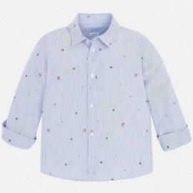 Mayoral 4142-89 Chlapčenská košile modrý