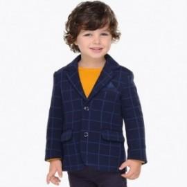Mayoral 4474-57 Chlapec sako tmavě modrý